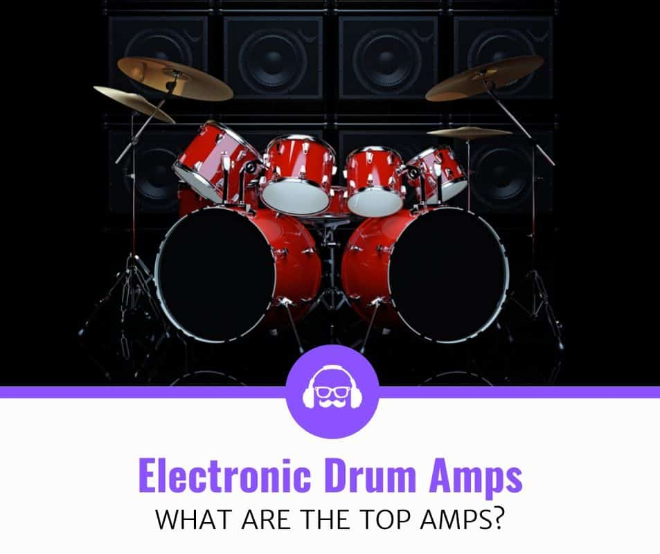 top best amps for electronic drums review