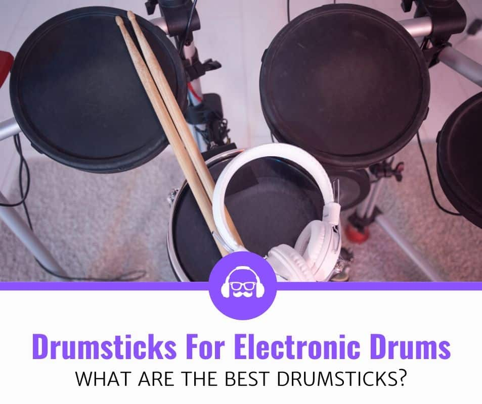 top best drumsticks for electronic drums review