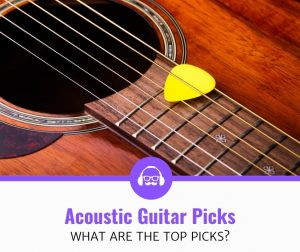 top best guitar picks for your acoustic guitar review