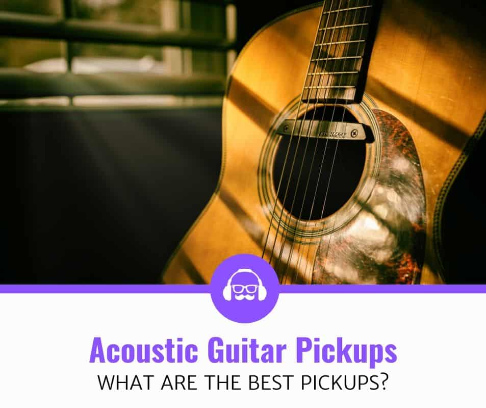 top best pickups for acoustic guitar review