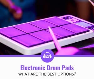 Best Electronic Drum Pads Review