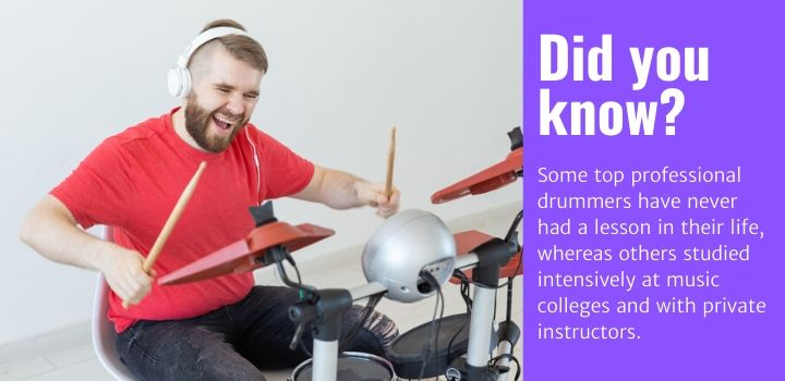 How To Play Electronic Drums Facts