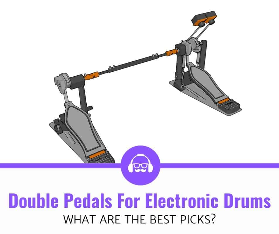 Top Best Double Pedals For Electronic Drums Review