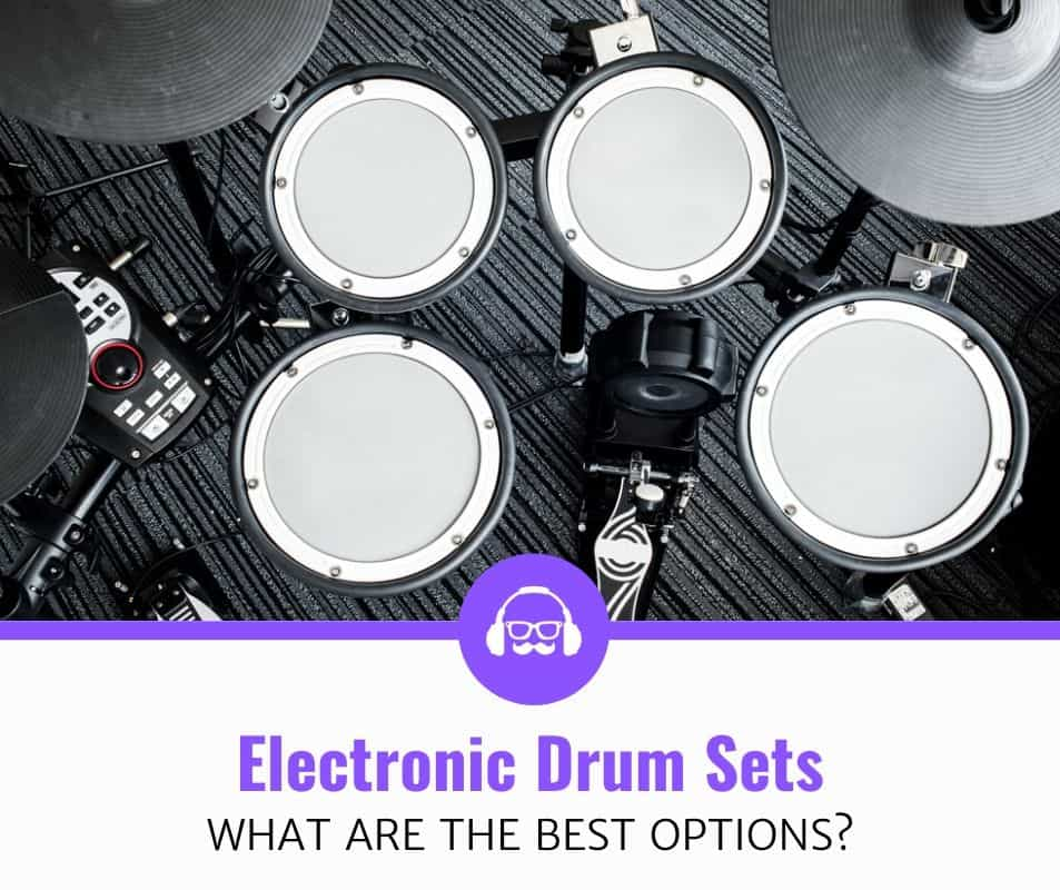 Top Best Electronic Drum Sets Review