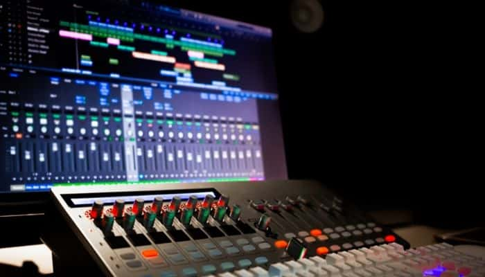 digital audio workstation for electronic drums