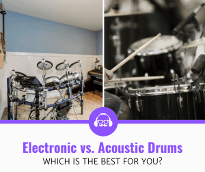 Acoustic Vs Electric Drums (2020 Review)