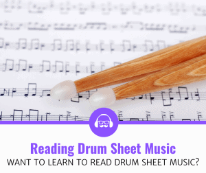 How To Read Drumming Sheet Music (The Beginner's Guide)