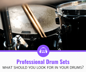 Top 5 Best Professional Drum Sets (2020 Review)
