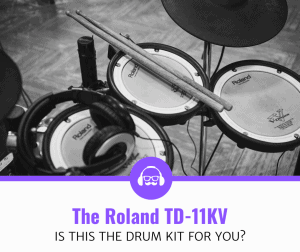 Roland TD-11KV Review (Is It Worth It?)