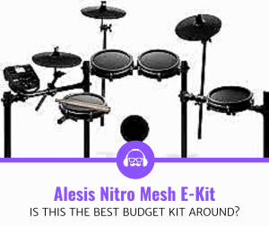 Alesis Nitro Mesh E-Kit Review (The Best Budget Kit Around?)