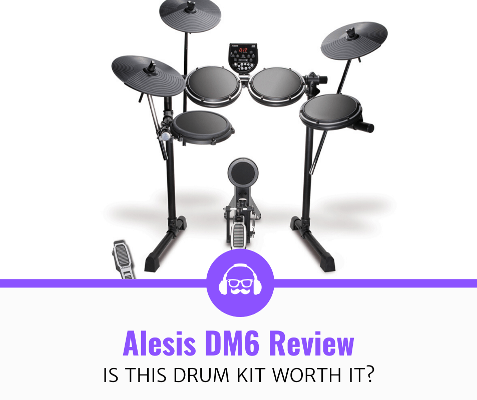 Alesis DM6 Review (Is It Worth It?)