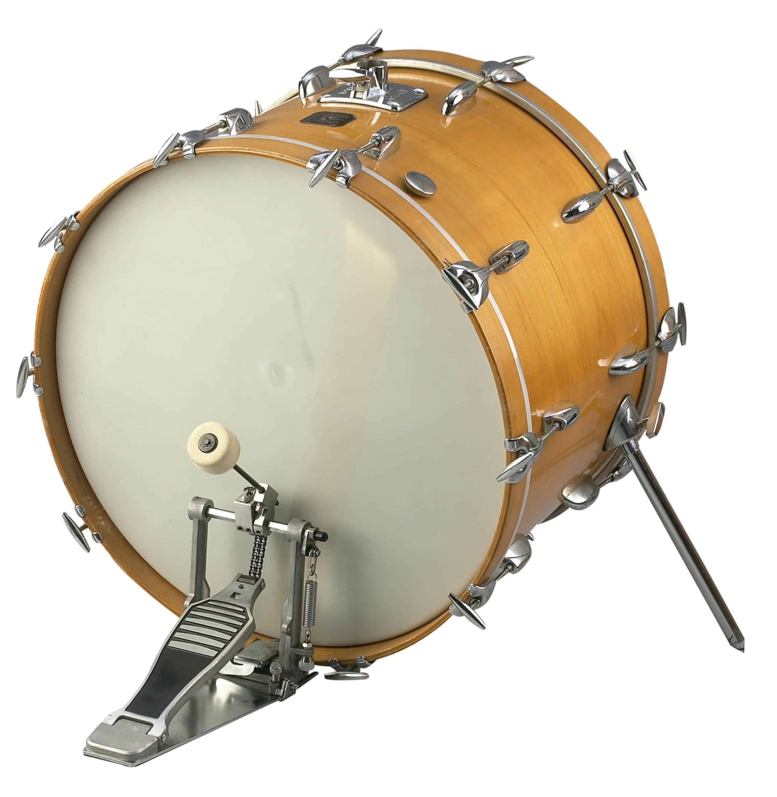 Example of a bass drum