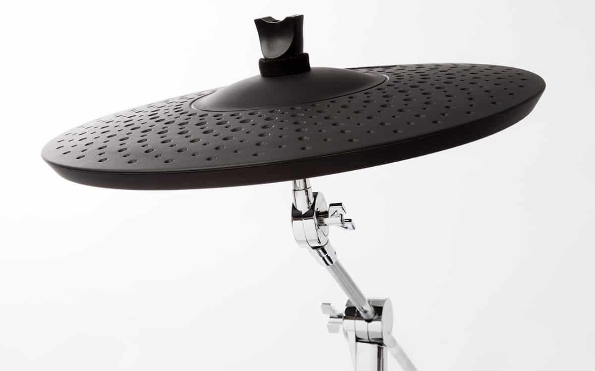 Electronic drum cymbal