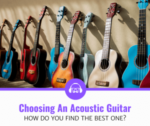 How To Choose An Acoustic Guitar? (Ultimate Brand Guide!)