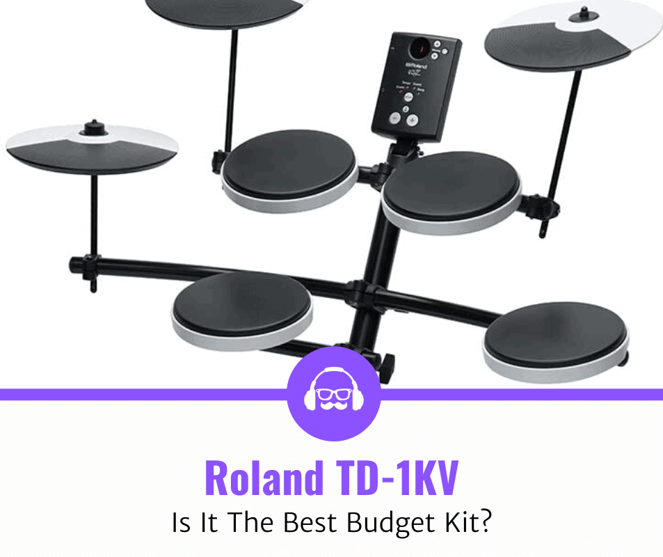 Roland TD-1KV Review (Is It The Best Budget Kit?)