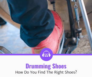 Top 5 Best Shoes For Drumming (2020 Review)