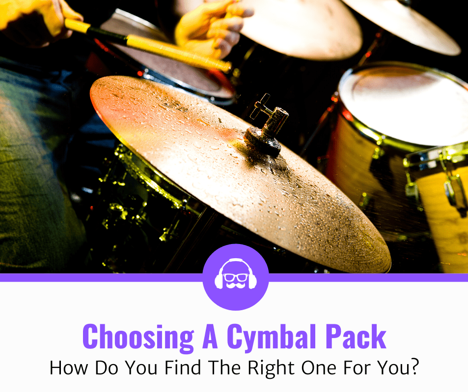 Top 7 Best Cymbal Packs For Drums (2020 Review)